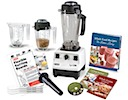 Vitamix Deluxe 5200 (White / Black / Red)